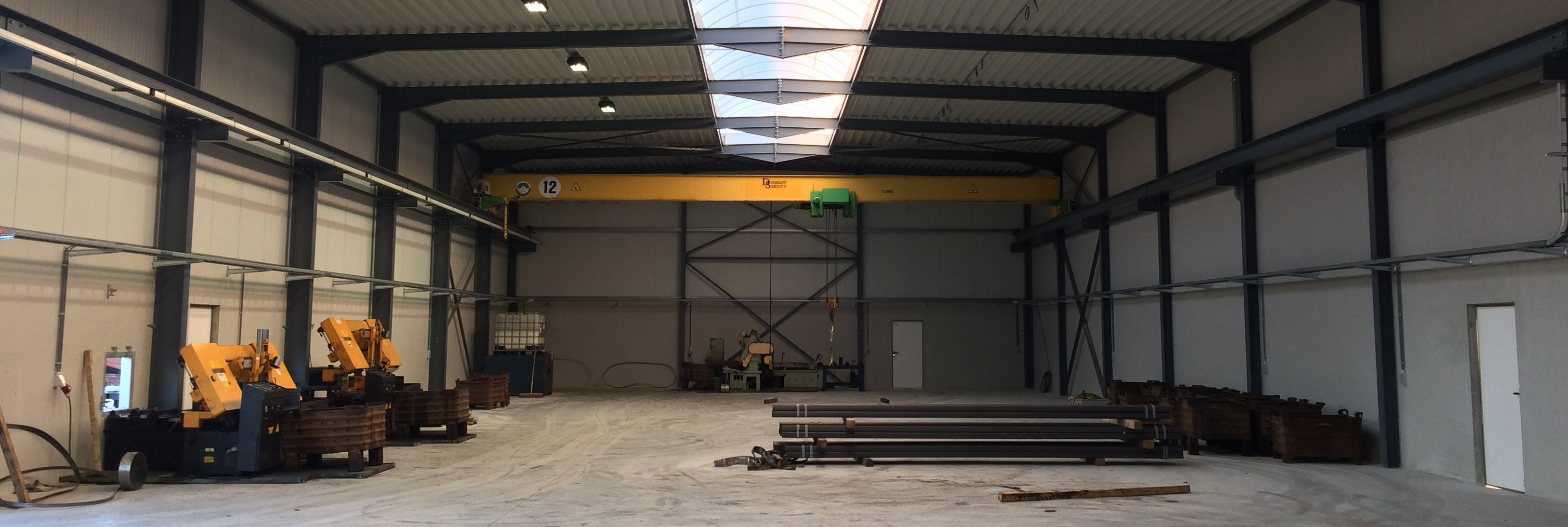 HERTECANT FLANGES IS EXTENDING ITS PRODUCTION FACILITIES :